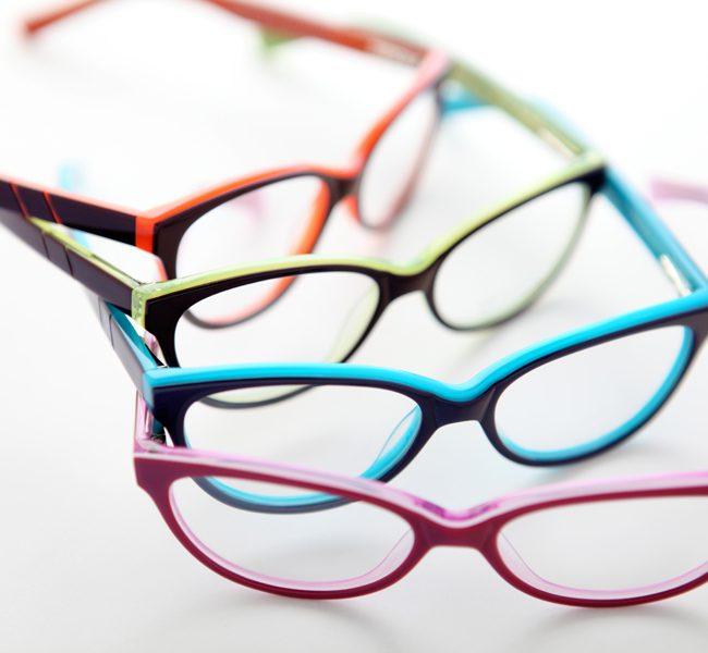 Gleitsichtbrillen – Fassungen und Gläser für jede Situation